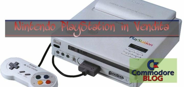 Nintendo PlayStation in vendita
