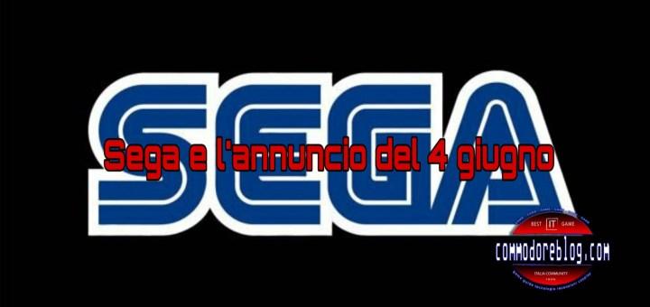 Sega e il 4 giugno