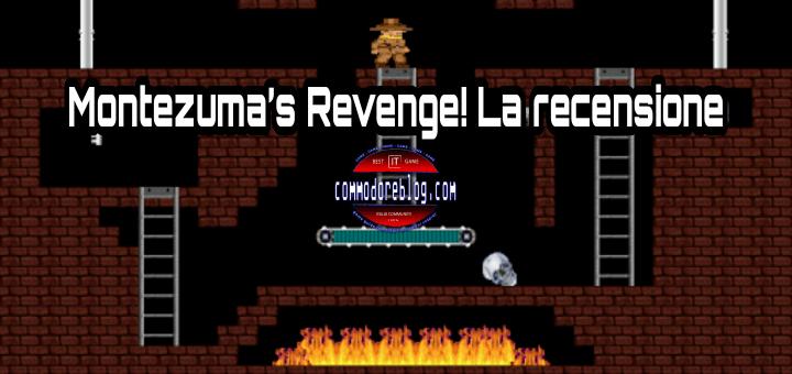 Montezuma's Revenge la recensione