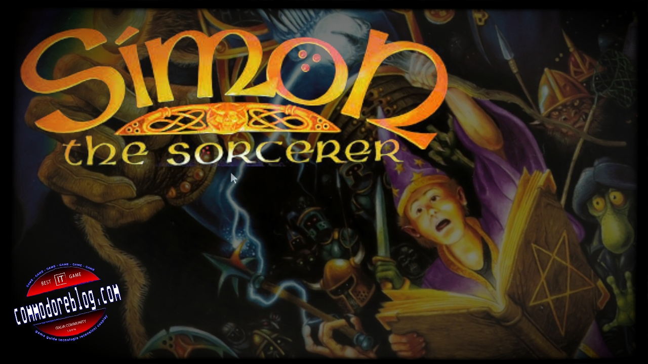Simon the Sorcerer per Amiga