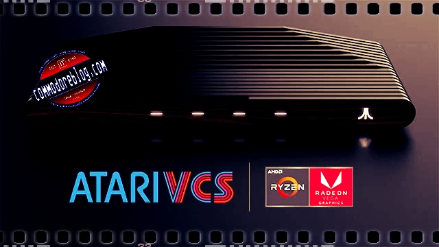 Atari VCS, welcome to the Real World