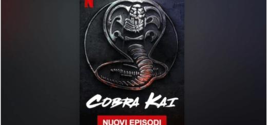 Terza Stagione Cobra kai
