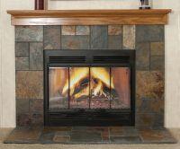Slate Fireplace | Commodore of Indiana