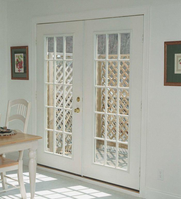 Fiberglass 15  Lite French Door  Modular Homes by