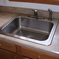 Mobile Home Kitchen Sink Small Round Table Sinks Modular Homes By Manorwood An