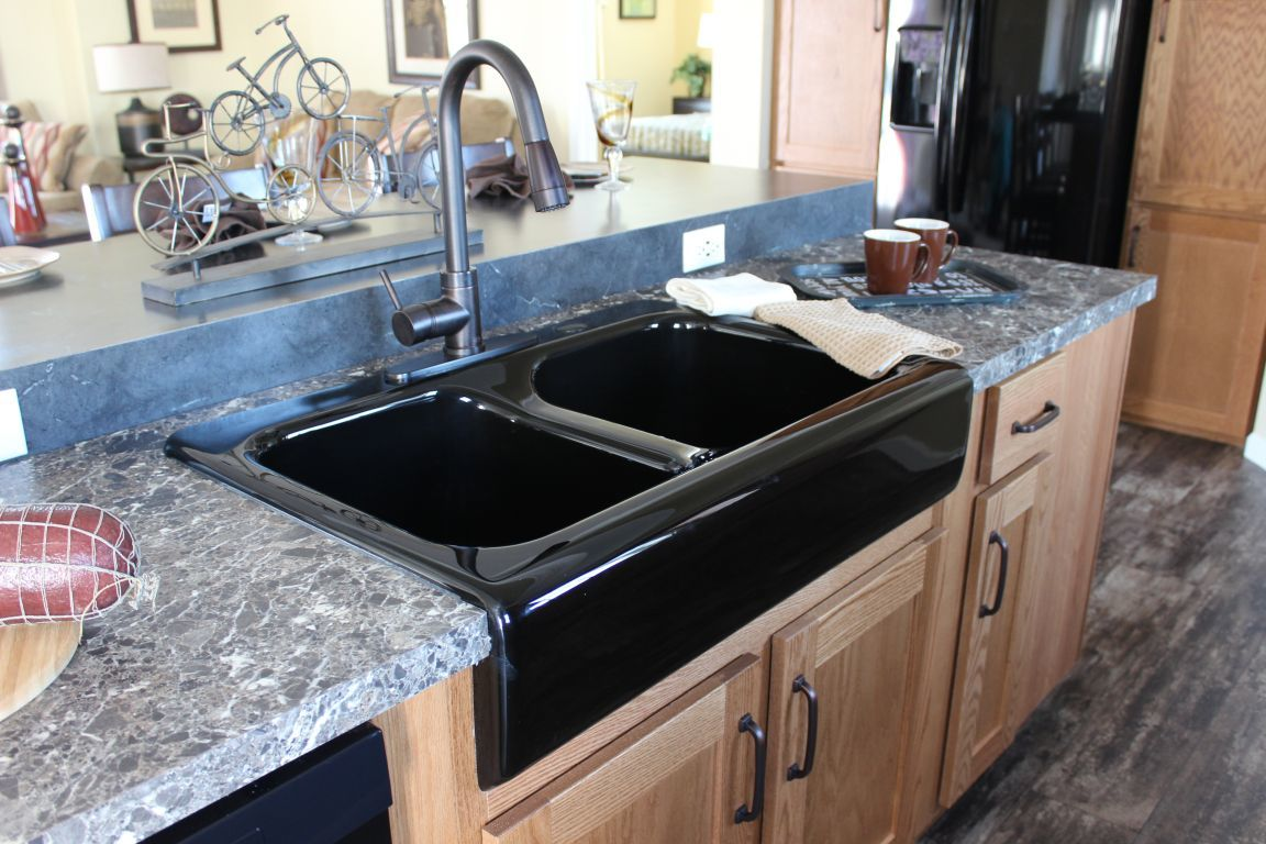 farmers kitchen sink inexpensive flooring sinks modular homes by manorwood an