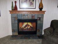 Slate Fireplace | Colony Homes