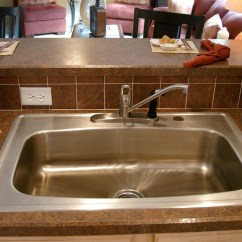 Single Bowl Kitchen Sinks Small Solutions Ikea Pennwest Homes
