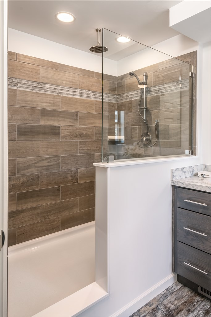TubsShowers  Modular Homes by Manorwood Homes an