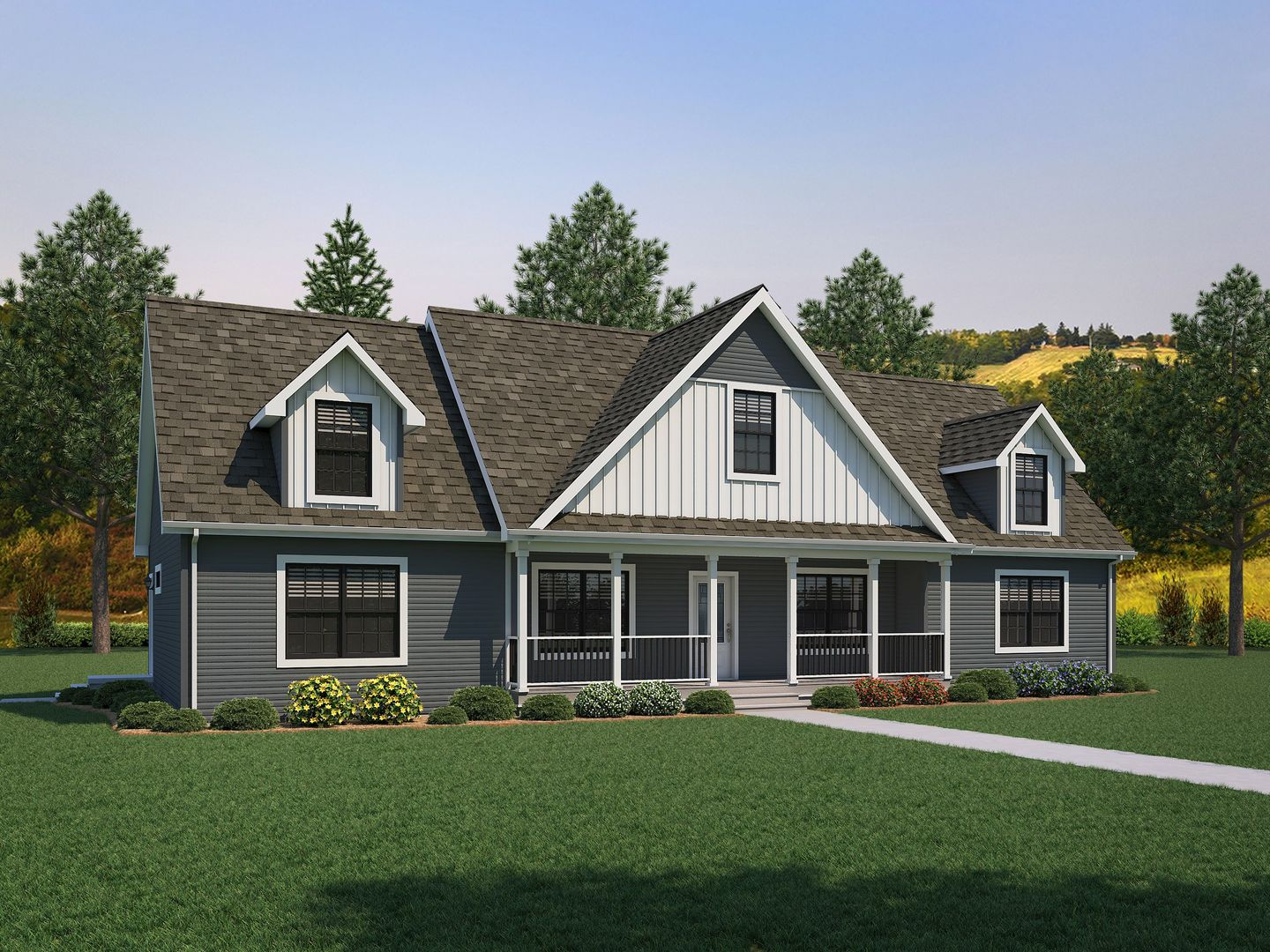 hight resolution of r anell homes summit saddle modular ranch home
