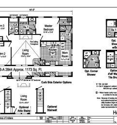 commodore mobile home electrical wiring plan [ 1024 x 791 Pixel ]