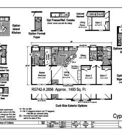 the grandville le modular flex lineup includes the cypress ii sq ft 1493 [ 1024 x 791 Pixel ]