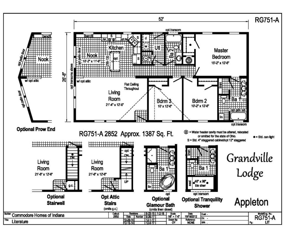 medium resolution of most of our 26 8 floor plans are also available as 27 4 or 30 wide homes