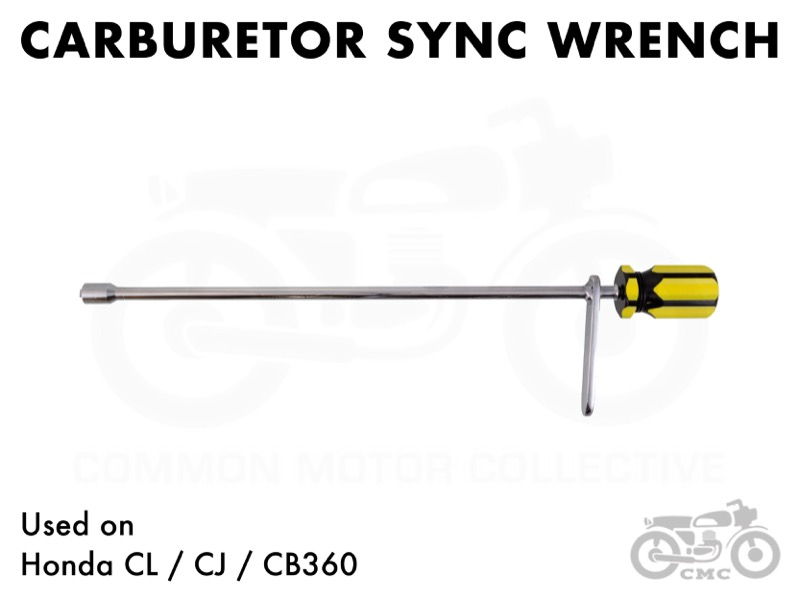 Honda CL / CJ / CB360 Carburetor Synchronization Wrench