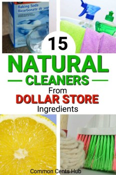 Natural Cleaners | hard stains to remove