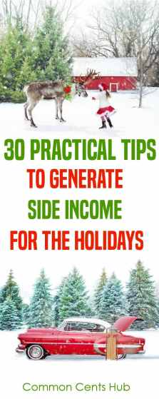 earn side income
