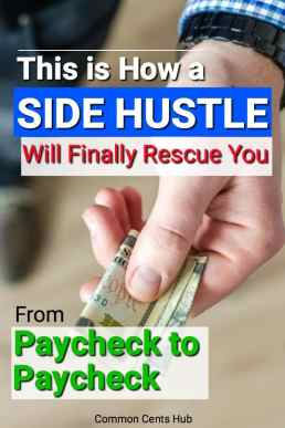 Side hustles can change your life