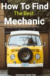 Finding the Best Mechanic Near Me