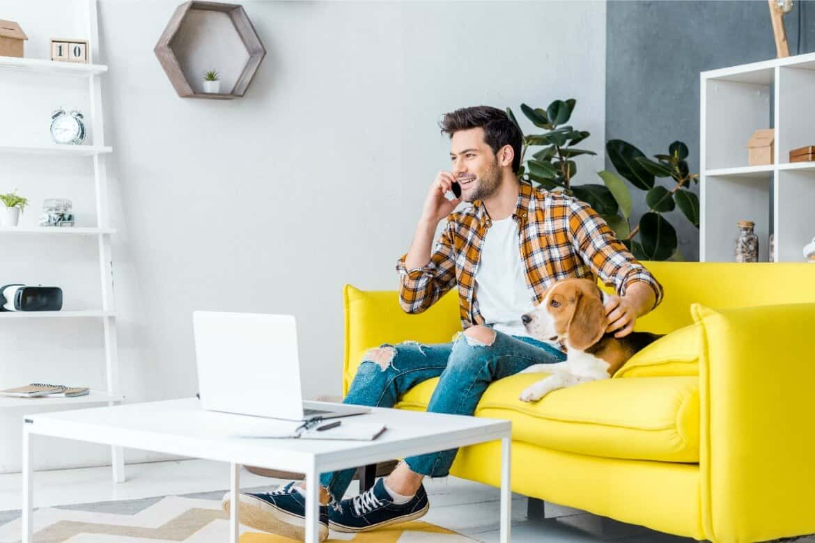 Here a 4 key steps to get your bosses permission to work from home