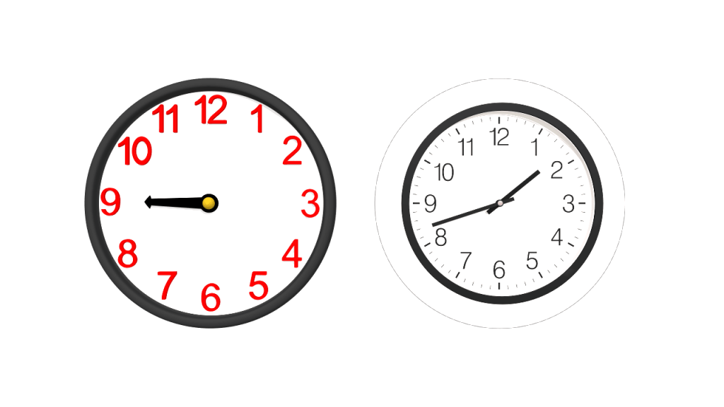 When teaching how to tell time do not miss these important