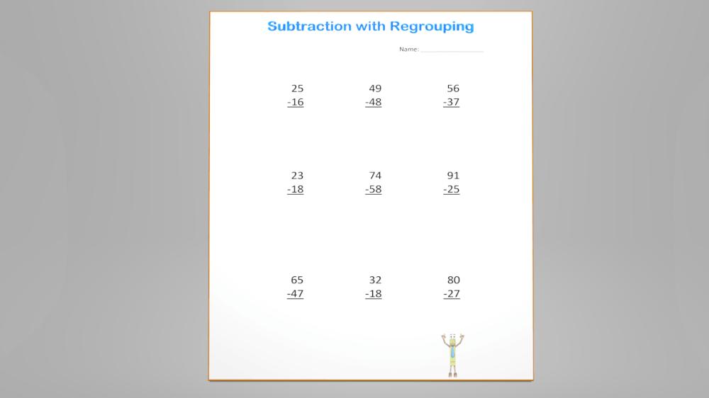 medium resolution of Free worksheet download