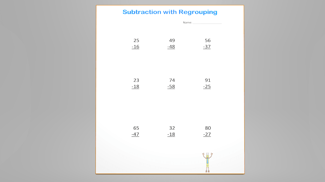 hight resolution of Free worksheet download