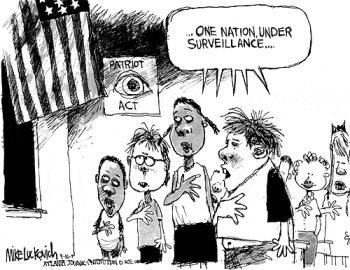 Now We Are All Persons of Interest: Patriot Act Author
