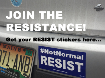 Join the resistance!