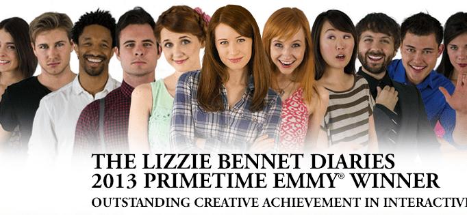 Lizzie Bennet Diaries Press Release