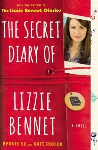 Secret Diary of Lizzie Bennet Diaries cover