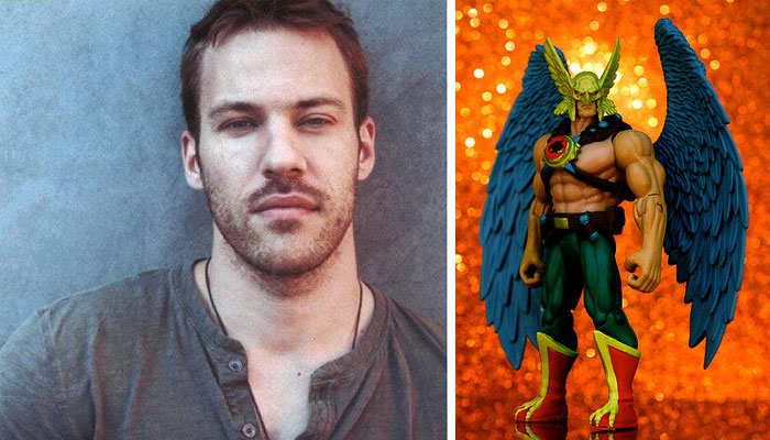 Hawkman cast for CW superhero spin-off