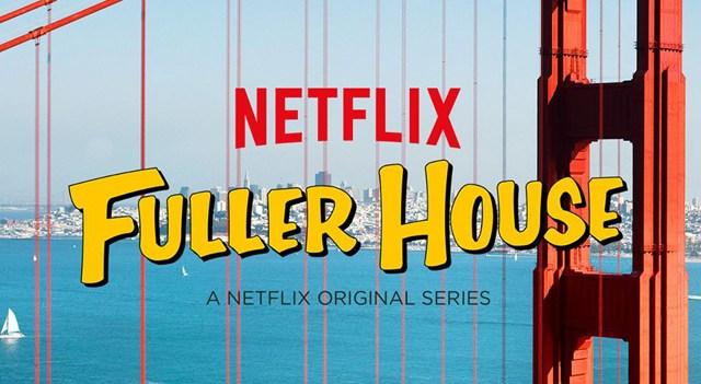 Fuller House header