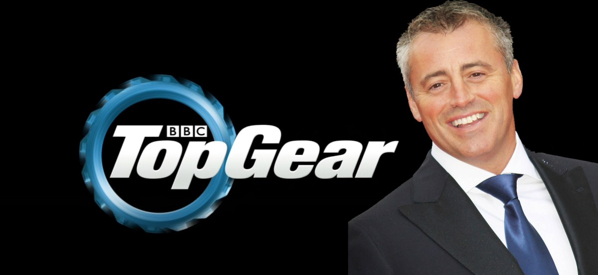 Top Gear announces Matt LaBlanc as new host