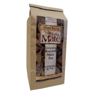 Roasted Maté Tea – 250gm Refill Pack