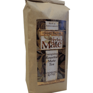 Roasted Maté – 500gm Refill Pack