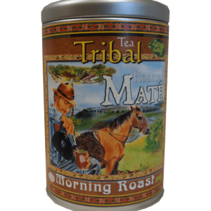 Roasted Maté  Tea – 300gm Airtight Refillable Decorative Canister