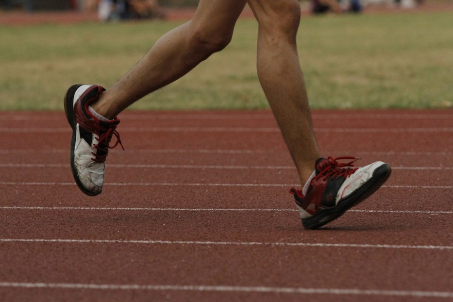 Studies show running does not cause arthritis in knees any more than walking