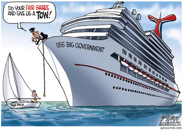 USS Big Government