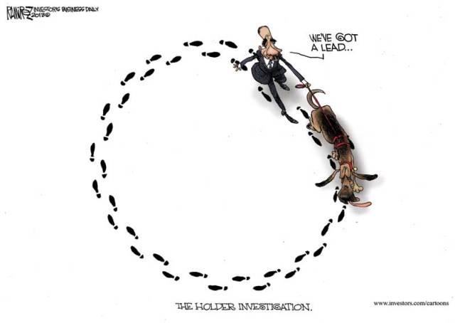 The Holder Investigation