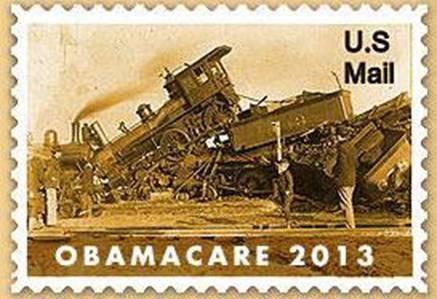 ObamaCare 2013 Stamp