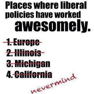 Places Where Liberalism Has Worked