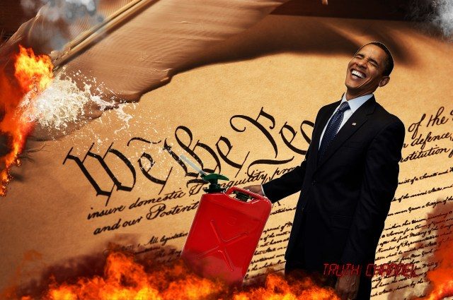 The Radical Obama Agenda Unfolding Before Our Eyes