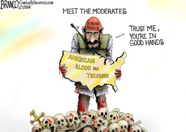 Meet The Moderates