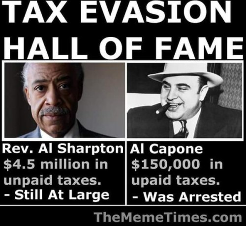 Tax Evasion Hall Of Fame - Infamous Tax Cheats