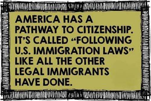 The pathway to citizenship