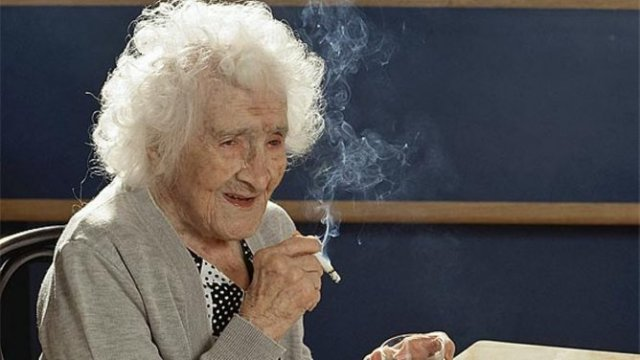 Jeanne Calment - The Woman God Forgot
