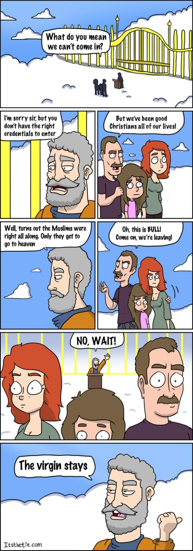 Muslim Heaven
