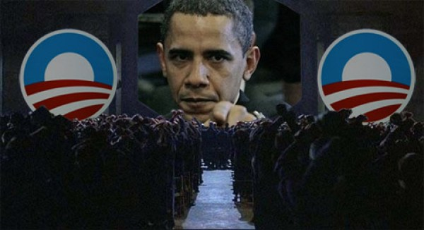 Obama Issues Orwellian Executive Order