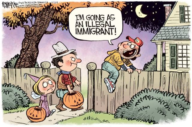 Illegal Immigrant - Halloween Costume