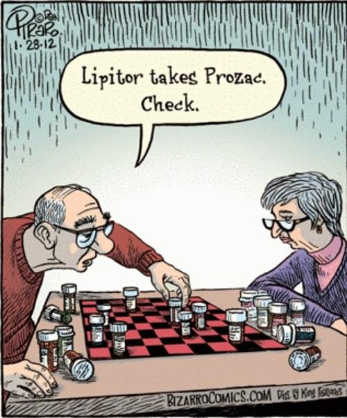 Geriatric Chess